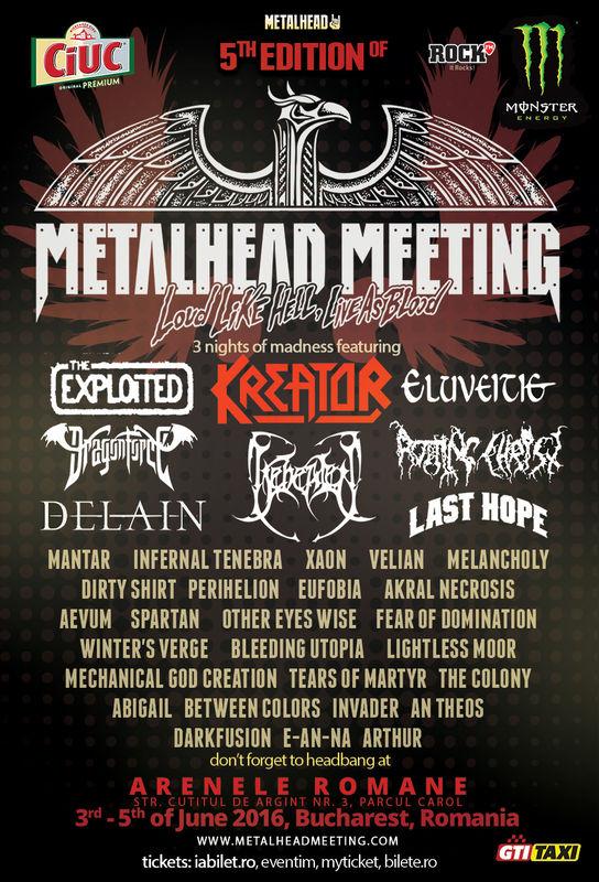 METALHEAD Meeting Poster