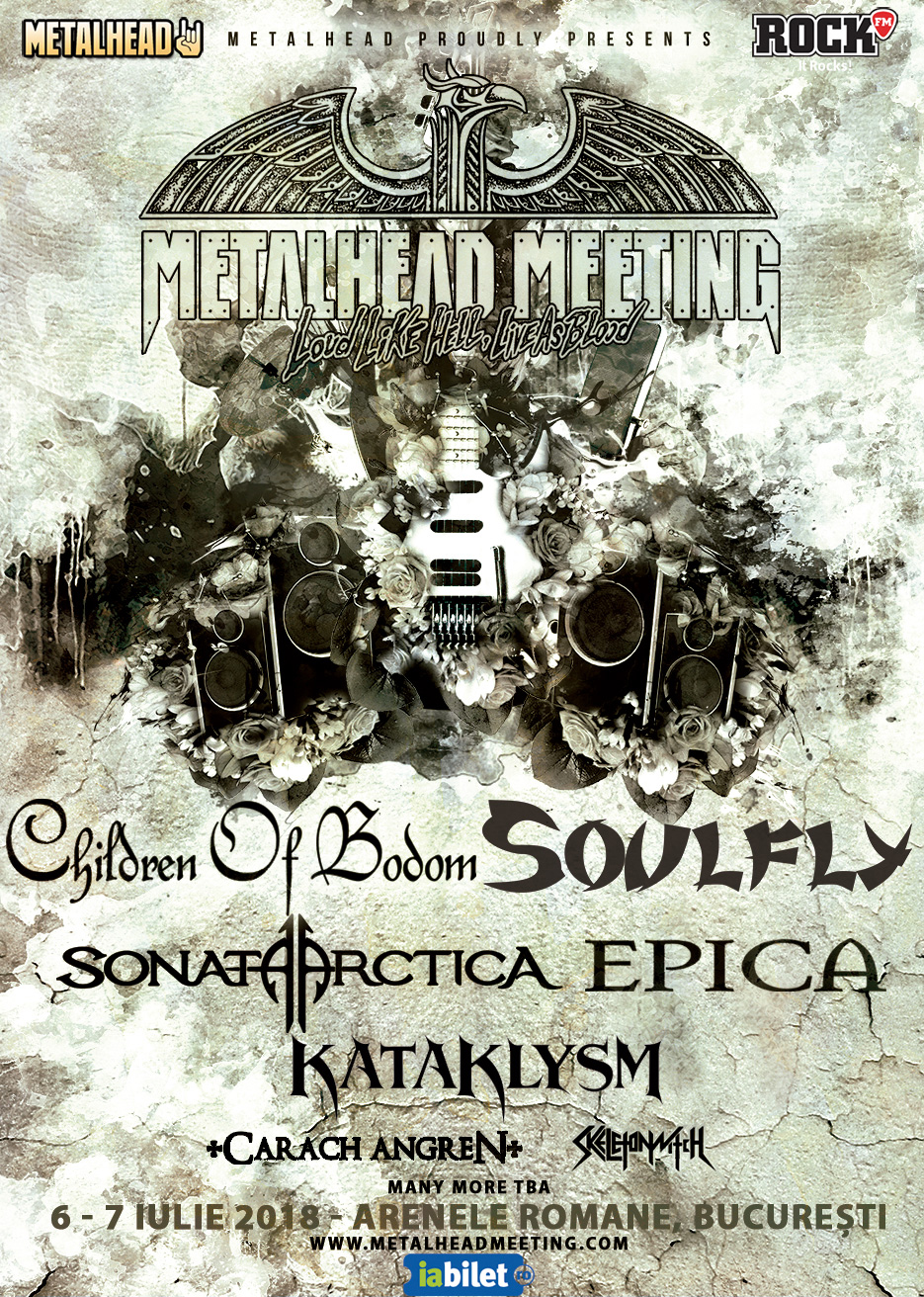 SOULFLY confirmati la Metalhead Meeting Festival 2018